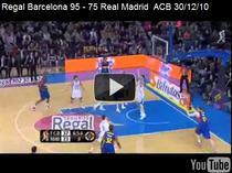 Regal Barcelona, victorie importanta cu Real Madrid