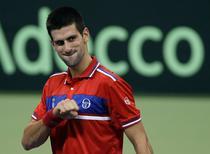 Nole aduce primul punct Serbiei in finala Cupei Davis
