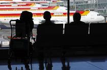 Greva a controlorilor de trafic aerian in Spania