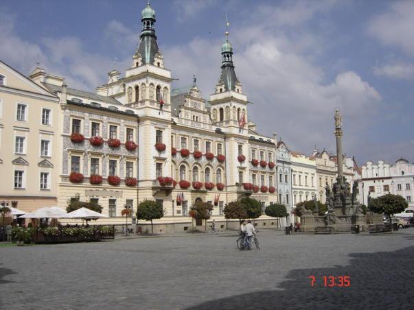 Cehia,Pardubice