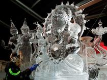 Festivalul sculpturilor in gheata