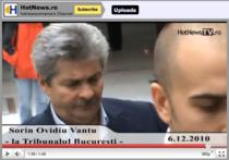 Sorin Ovidiu Vintu la tribunal