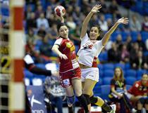 Varzaru, cea mai buna jucatoare contra Spaniei