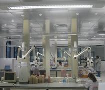 Cel mai nou laborator din Bucuresti
