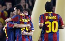 Rezervele Barcelonei au invins pe Rubin