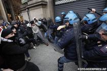 Violente la Milano