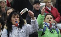 Greva si proteste in Cehia