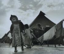 Capa-Tabara de refugiati