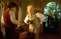 Frodo si Bilbo Baggins