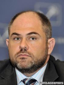 Sergiu Oprescu, presedintele Alpha Bank Romania