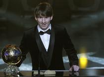Lionel Messi - Balonul de Aur 2010