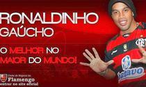 Ronaldinho a plecat de la AC Milan