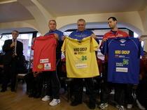 FOTOGALERIE Romania, nationala de handbal masculin