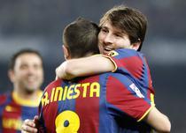 Messi, de neoprit