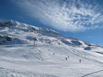 FOTOGALERIE Alpe d'Huez, statiunea si inaltimile