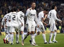 Ronaldo, inca o reusita pentru Real Madrid