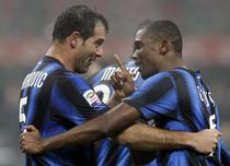 Eto'o, dubla pentru Inter