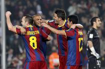 Barcelona, echipa recordurilor