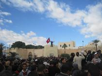 Revolta in Tunisia