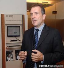 Johan Gabriels, CEO RBS Romania