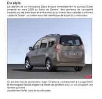 Dacia va lansa MPV-ul in 2012, dar speculatiile au inceput demult