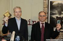 Julian Assange si Rudolf Elmer