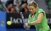 Kim Clijsters, la Australian Open