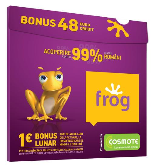 Cartela Frog