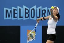 Agnieszka Radwanska, la Australian Open