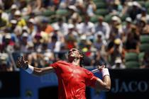 Rafa Nadal, in turul trei la Australian Open