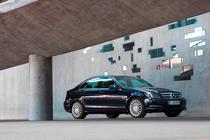 Mercedes clasa C restilizat