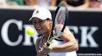Monica Niculescu, la Australian Open