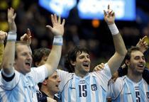 Argentina, in grupele principale la CM