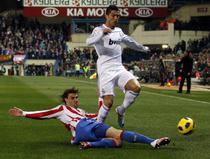 Cristiano Ronaldo aduce victoria Realului