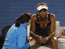 Williams abandoneaza la Australian Open