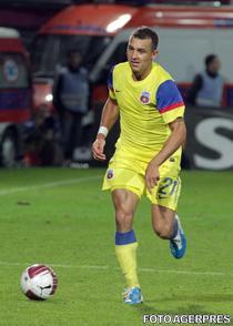 Ricardo Gomez inscrie pentru Steaua