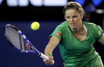 Clijsters, in sferturi la Australian Open