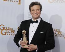 Dupa Globul de Aur, Colin Firth spera si la un Oscar