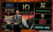 Gala Oscar va avea loc in 27 februarie