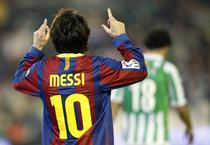 """Lionel Messi """"rateaza"""" transferul la FC Borne"""