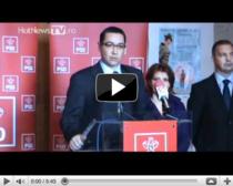 Victor Ponta captura YouTube