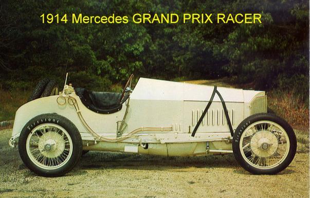 """La Multi Ani  """"Mercedes"""""""