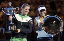 Clijsters si Li, finaliste la Australian Open