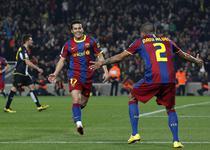 Pedro, decisiv pentru Barcelona