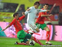 """""""Cartonas rosu"""" pentru fotbalul din Bulgaria"""