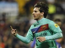 Messi, dubla pentru Barcelona