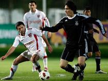Dinamo, egal cu Partizan Belgrad