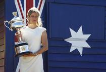 Kim Clijsters, numarul 2 mondial