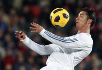 Ronaldo, in mare forma