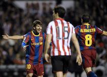 Barcelona, in sferturile Cupei Regelui